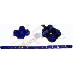 Botones Psp SLim Azul