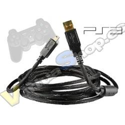 Cable Carga Mando PS3