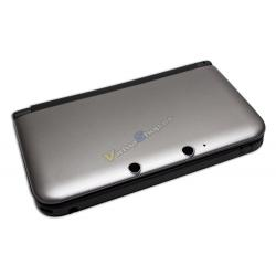 Carcasa Nintendo 3DS XL Plata