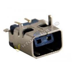Dsi y Dsi XL conector de carga/corriente.