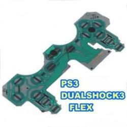 PS3 FLEX CONDUCTOR BOTONERA CONTACTO DUALSHOCK3