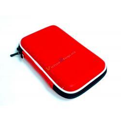 Funda transporte DSi XL/3DS XL Roja