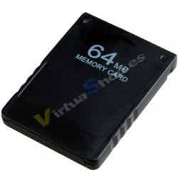 Memoria PS2 64mb