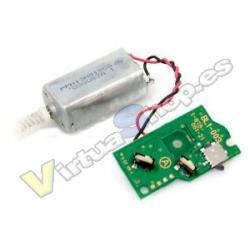 Motor Admisión + Sensor Bandeja PS3