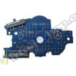 PCB ON/OFF + INTERRUPTOR PSP 1000