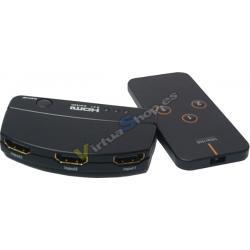 Switch HDMI 3x1 (Mando a Distancia)