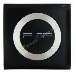 TAPA UMD NEGRO PSP 2000