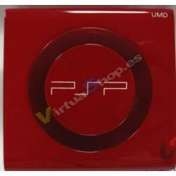 Tapa Umd ROJO PSP 3000