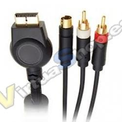 Cable S-Video PS3 - Imagen 1