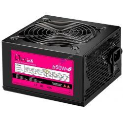 FUENTE ATX 650W L-LINK LL-PS-650 - Imagen 1