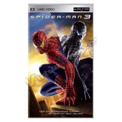 Pelicula Spider-Man 3 PSP - Imagen 1
