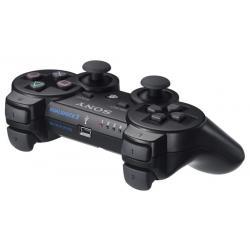 Mando PS3 Negro Original - Imagen 1