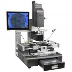 ACHI HR 560 estación de reballing con posicionador óptico (Consultar antes)