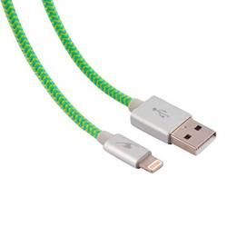 CABLE LIGHTNING A USB(A 1.2M BLUESTORK TRENDY-LI-F - Imagen 1