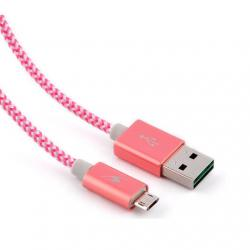 CABLE LIGHTNING A USB(A) BLUESTORK TRENDY 1.2M - Imagen 1