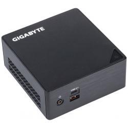 Gigabyte GB-BKi3HA-7100 (rev. 1.0) 2.4GHz i3-7100U 0,6l tamaño PC Negro - Imagen 1