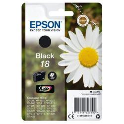 Epson C13T18014012 5.2ml 175páginas Negro cartucho de tinta - Imagen 1