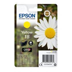 Epson C13T18044012 Amarillo cartucho de tinta - Imagen 1
