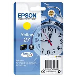 Epson C13T27044012 3.6ml 300páginas Amarillo cartucho de tinta - Imagen 1