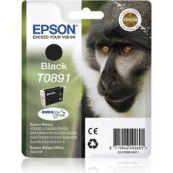 Epson Cartucho T0891 negro - Imagen 1