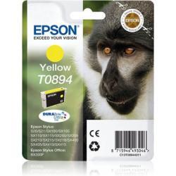 Epson Cartucho T0894 amarillo - Imagen 1