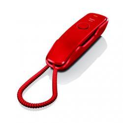 TELEFONO FIJO GIGASET DA210 ROJO - Imagen 1