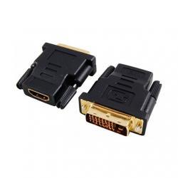 ADAPTADOR VIDEO HDMI-(H) A DVI-(M) L-LINK - Imagen 1