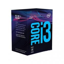 CPU INTEL 1151-8G I3-8100 2X3.6GHZ/6MB BOX - Imagen 1