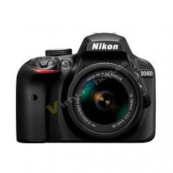 CAMARA NIKON REFLEX D3400 DX18/55 noVR+55/200 VRII - Imagen 1