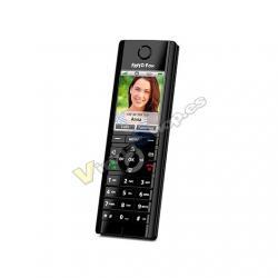 TELÉFONO INALAMBRICO DECT DIGITAL FRITZ C5 NEGRO - Imagen 1