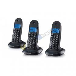 TELEF. INALAMBRICO DECT DIGITAL MOTOROLA C1003LB+ - Imagen 1