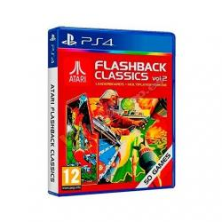 JUEGO SONY PS4 ATARI FLASHBACK CLASSICS VOLUME 2 - Imagen 1