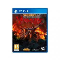 JUEGO SONY PS4 WARHAMMER: THE END TIMES VERMINTIDE - Imagen 1