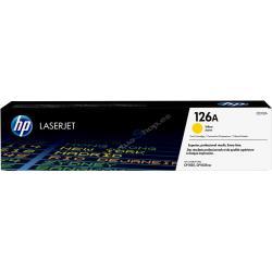 Toner HP AMARILLO 126A/1025NW1.000 PG/1025NW - Imagen 1