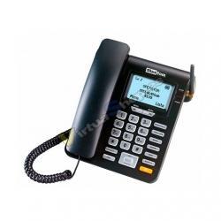 TELEFONO FIJO MAXCOM FIXED PHONE MM28D NEGRO - Imagen 1