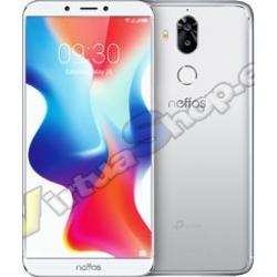 """SMARTPHONE TP-LINK NEFFOS X9 5,99"""" 3/32GB PLATA HUELLA F8MPX T13MPX+5MPX 4G - Imagen 1"""