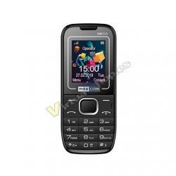 MOVIL SMARTPHONE MAXCOM CLASSIC MM135 NEGRO/AZUL - Imagen 1