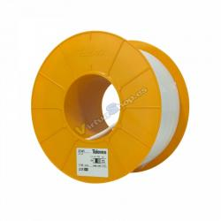 CABLE COAXIAL TELEVES T100PLUS PVC ECA BL. 100M - Imagen 1
