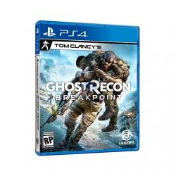 JUEGO SONY PS4 GHOST RECON BREAKPOINT - Imagen 1