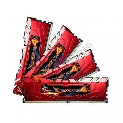 MODULO MEMORIA RAM DDR4 4x8GB PC2400 G.SKILL RIPJAWS 4 CL15 - Imagen 1