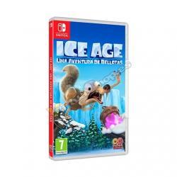 JUEGO NINTENDO SWITCH ICE AGE:UNA AVENTURA DE BELLOTAS - Imagen 1