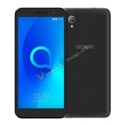 "SMARTPHONE ALCATEL 1 (2019) 5"" HD+ 4G 8+5MP QC Dual SIM 8GB 1GB VOLCANO BLACK - Imagen 1"