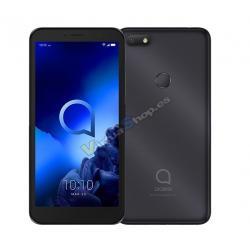 "SMARTPHONE ALCATEL 1V 5.5"" FWWGA+ 4G 8+8MP OC Dual SIM 16GB 1GB ANTRACITE BLACK - Imagen 1"