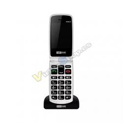 MOVIL SMARTPHONE MAXCOM COMFORT MM824 NEGRO/ROJO - Imagen 1