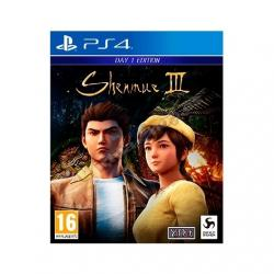 JUEGO SONY PS4 SHENMUE III DAY ONE EDITION - Imagen 1