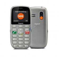TELEFONO MOVIL GIGASET GL390 PARA MAYORES INTERFAZ SENCILLA - Imagen 1