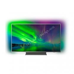 TELEVISIÓN LED 50 PHILIPS 50PUS7504 4K UHD PLATA - Imagen 1