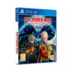 JUEGO SONY PS4 ONE PUNCH MAN: A HERO NOBODY KNOWS - Imagen 1