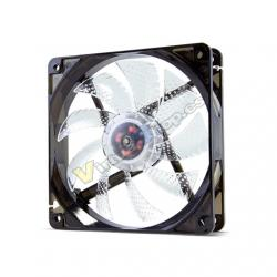 VENTILADOR 120X120 NOX COOLFAN 120 LED BLANCO - Imagen 1