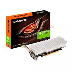 TARJETA GRÁFICA GIGABYTE GT 1030 SILENT LOW PROFILE 2GB GD - Imagen 1